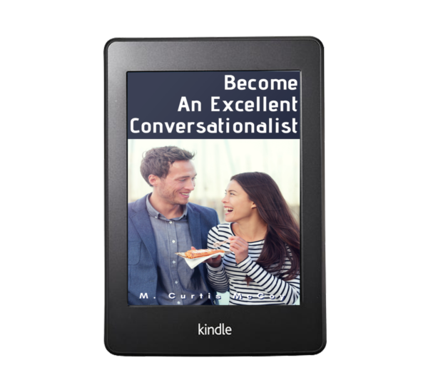 Become An Excellent Conversationalist Kindle